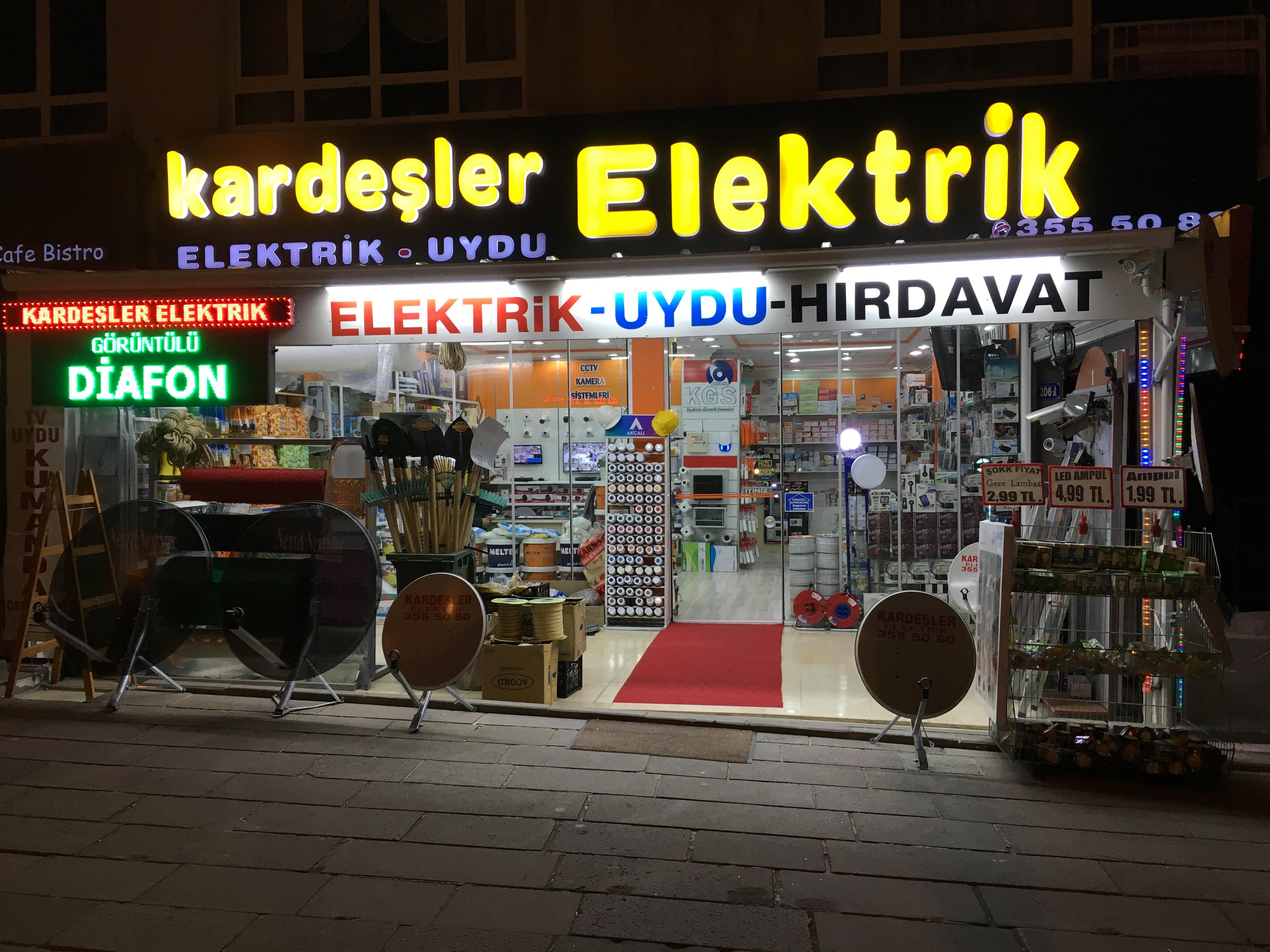 KARDEŞLER ELEKTRİK